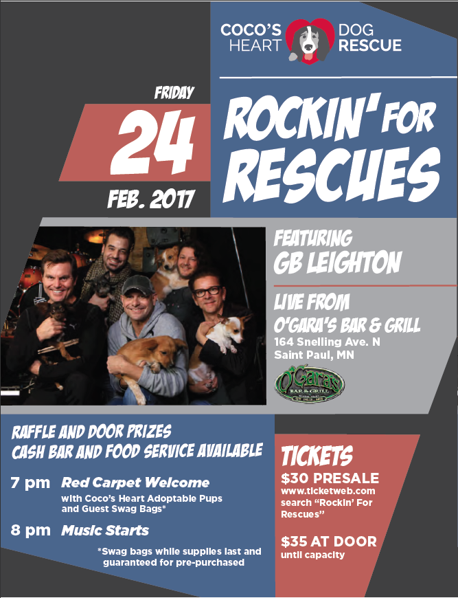 Rockin' For Rescues